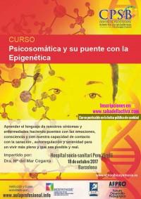 Curso Psicosomática y su puente con la Epigenética 2ª ed.
